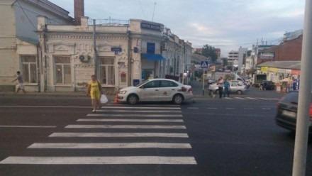 В Ставрополе на пешеходном переходе невнимательный водитель сбил ребенка