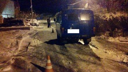 В Ставрополе «УАЗ» сбил 5-летного мальчика на санках