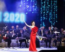 Концертный духовой оркестр им. Осиновского Д.А. 2020 год