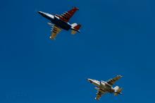 Военная авиация пролетит над Ставрополем в День города