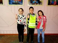 Юные музыканты Ставрополя записали видеообращение к жителям региона с призывом использовать световозвращатели