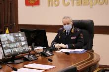 Начальник Главного управления МВД России по Ставропольскому краю Александр Олдак