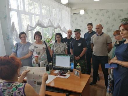 Экскурсия в ГАУ СК «Издательский Дом «Периодика Ставрополья»