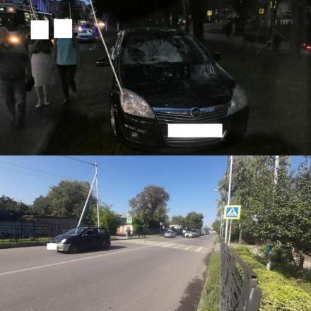 Наезд на пешехода в Ставрополе 14 сентября и в Пятигорске 15 сентября