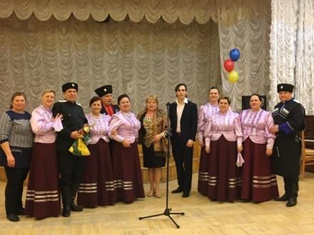 Народный ансамбль «Казачьи напевы»