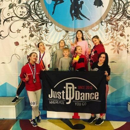Танцоры «Джаст Дэнс» получили награды двух престижных турниров